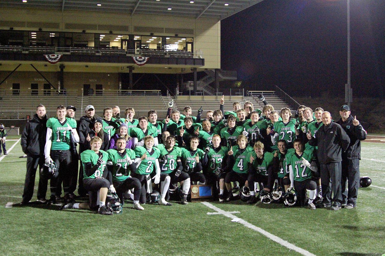 Pipestone High School - Boys Varsity Football