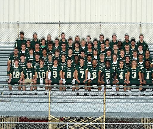 Mattoon High School - Boys Varsity Football