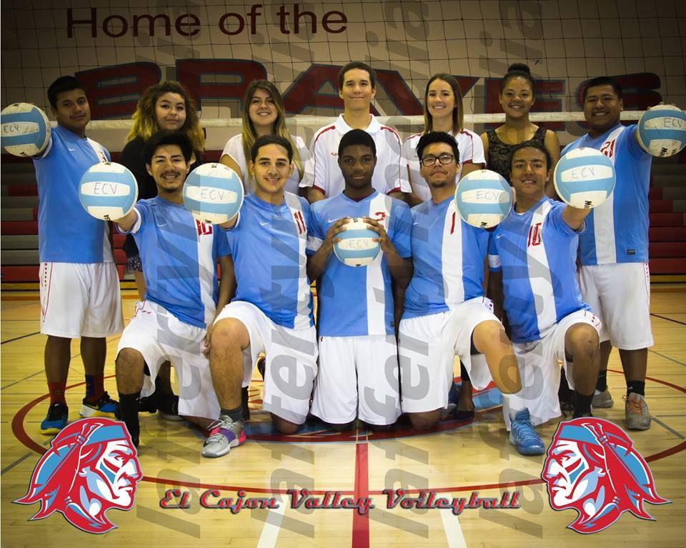 El Cajon Valley High School - Boys' Varsity Volleyball