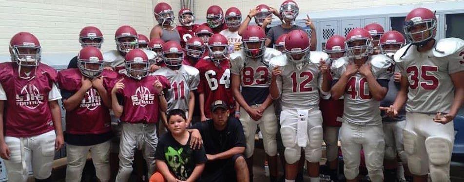 San Jose High School - Bulldogs JV Football