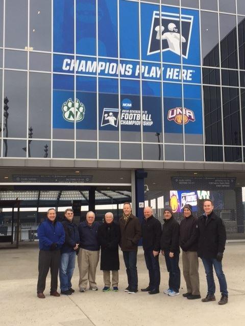 Northwest College Football Officials - Mens Varsity Football