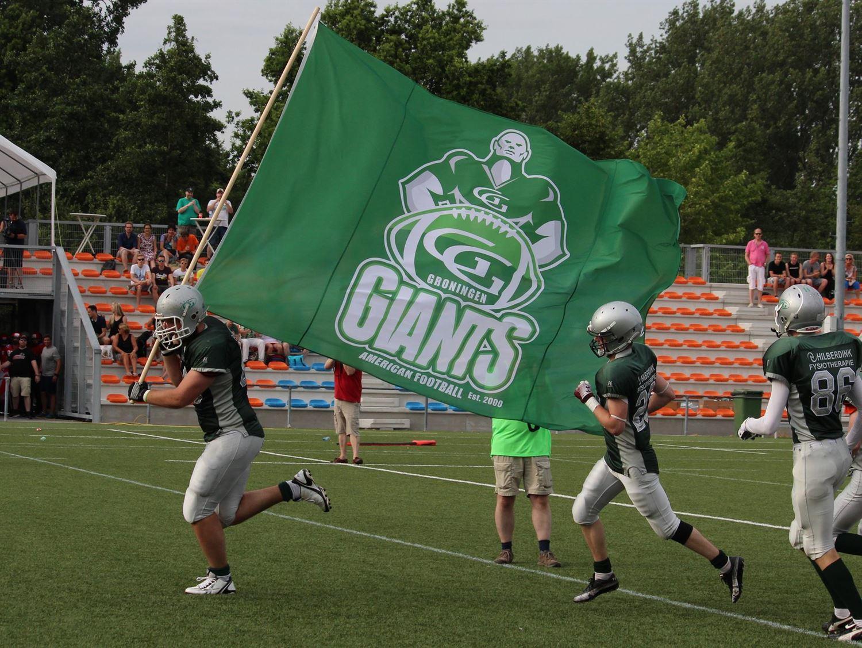 Groningen Giants - Groningen Giants Seniors