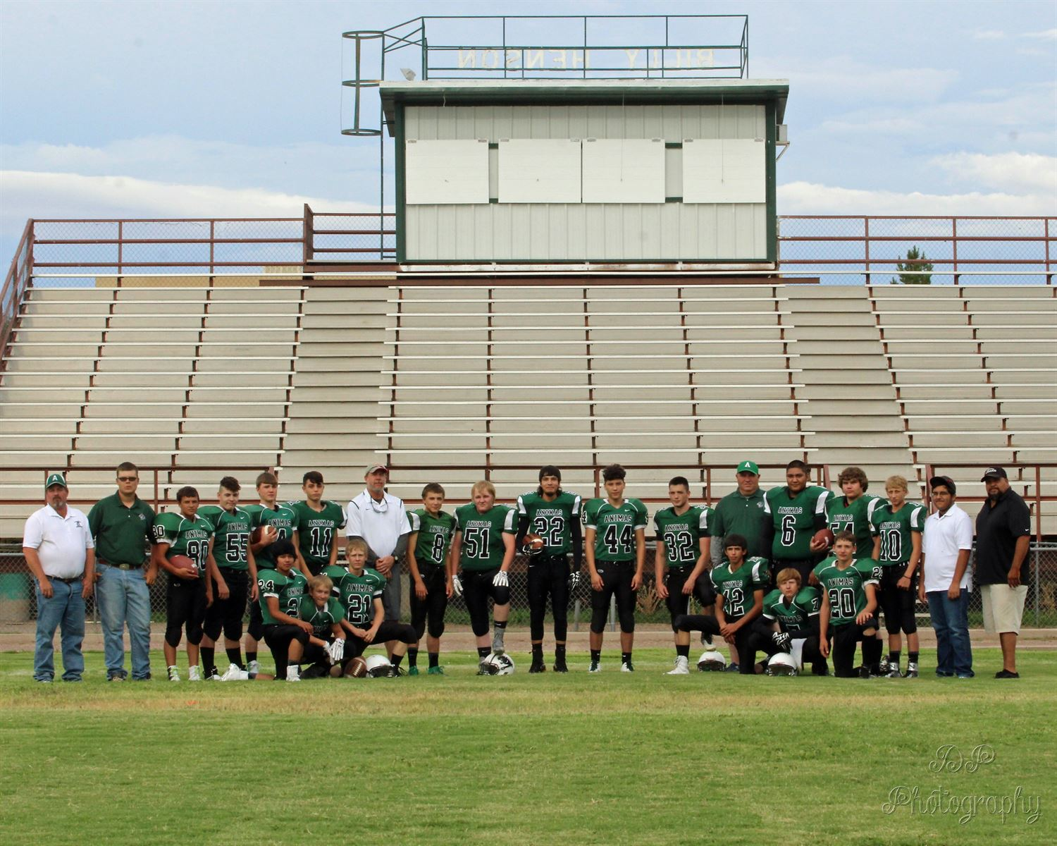 Animas High School - Boys Varsity Football