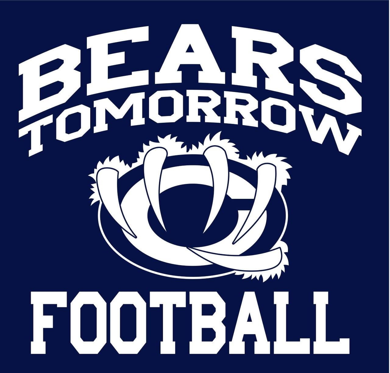 Bears Tomorrow Football - Bears 5th Grade