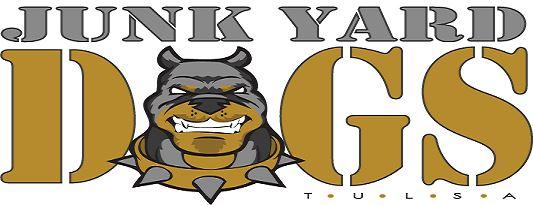 JunkYard Dogs - JYD Blue and Silver