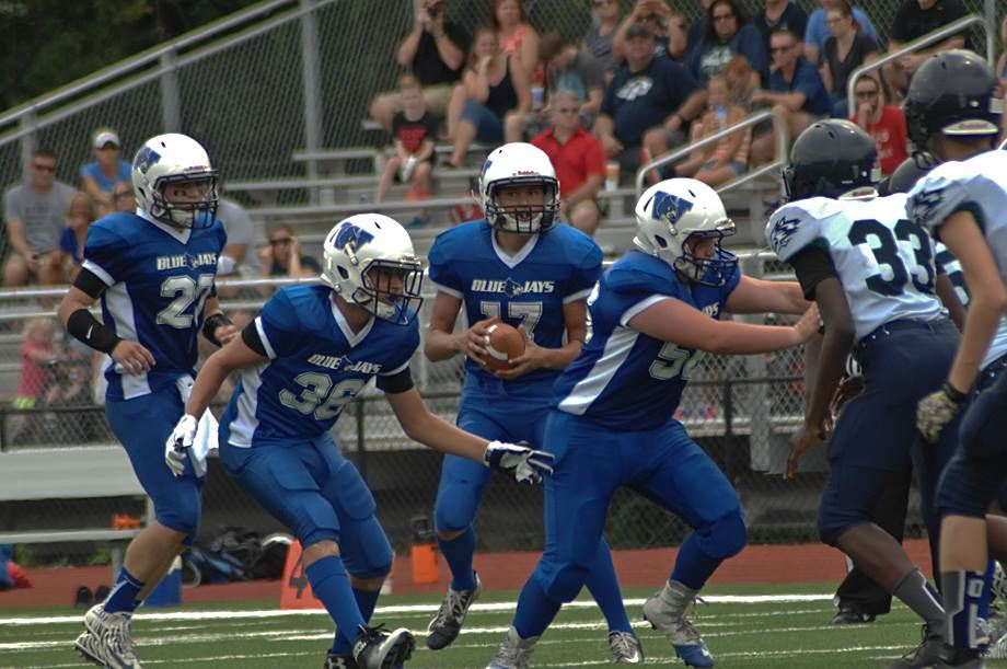 Washington Junior Blue Jays - Junior Blue Jays 7th Grade