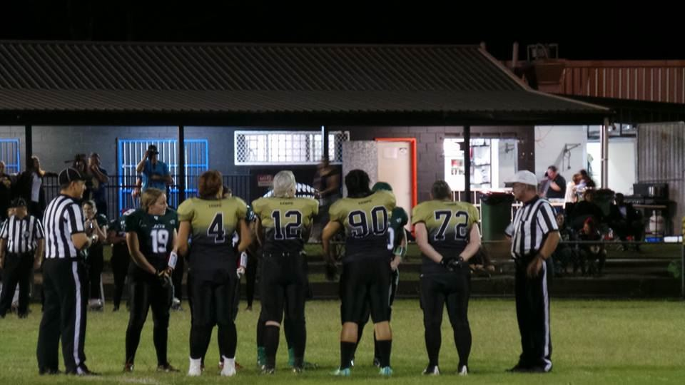 Brisbane Saints - Saints Female Gridiron Team