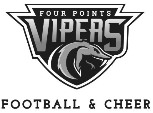 Four Points Pop Warner - 2017 Mitey Mite Black