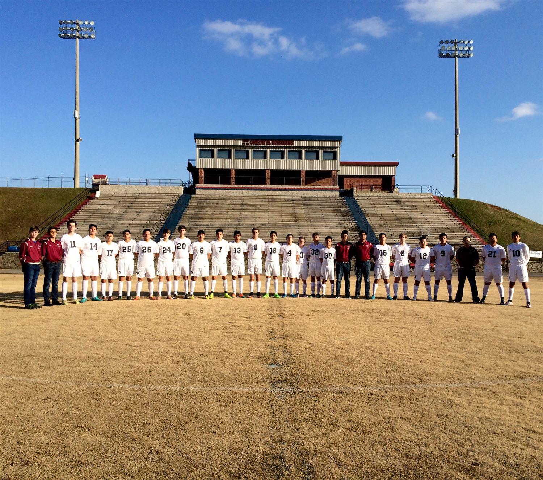 Oneonta High School - Boys' Varsity Soccer