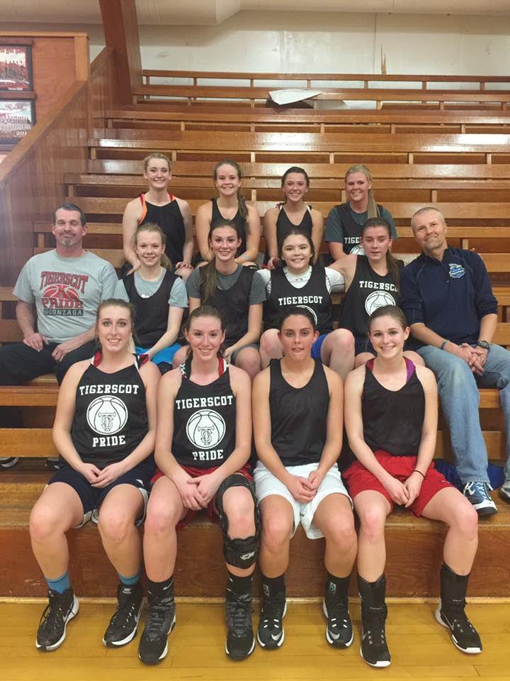 Weston-McEwen High School - Girls Varsity Basketball