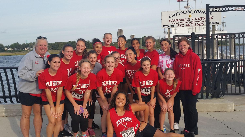 Keyport High School - Girls' Varsity Field Hockey