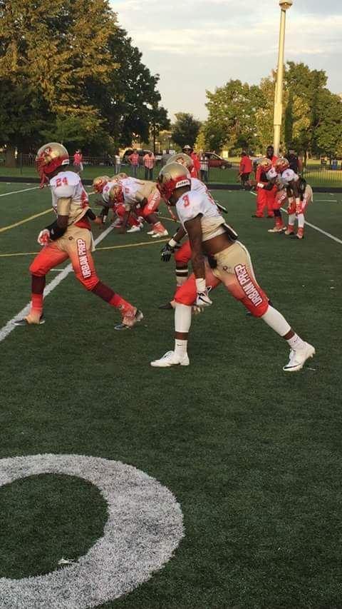 Urban Prep-Bronzeville High School - Boys' Varsity Football