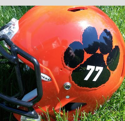 Wheaton-Warrenville South High School - 2018 Tigers - Varsity Football