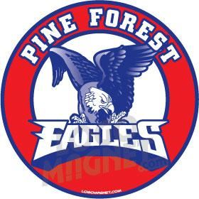 Pine Forest Eagles - Boys Varsity Football