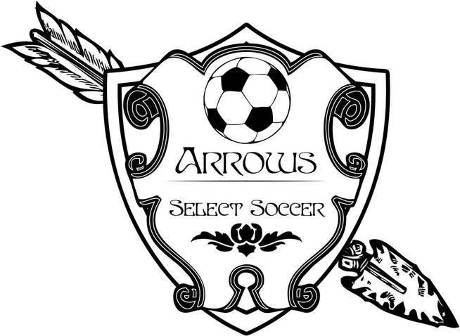 Preble Shawnee Arrows Select Soccer - Flaming Arrows