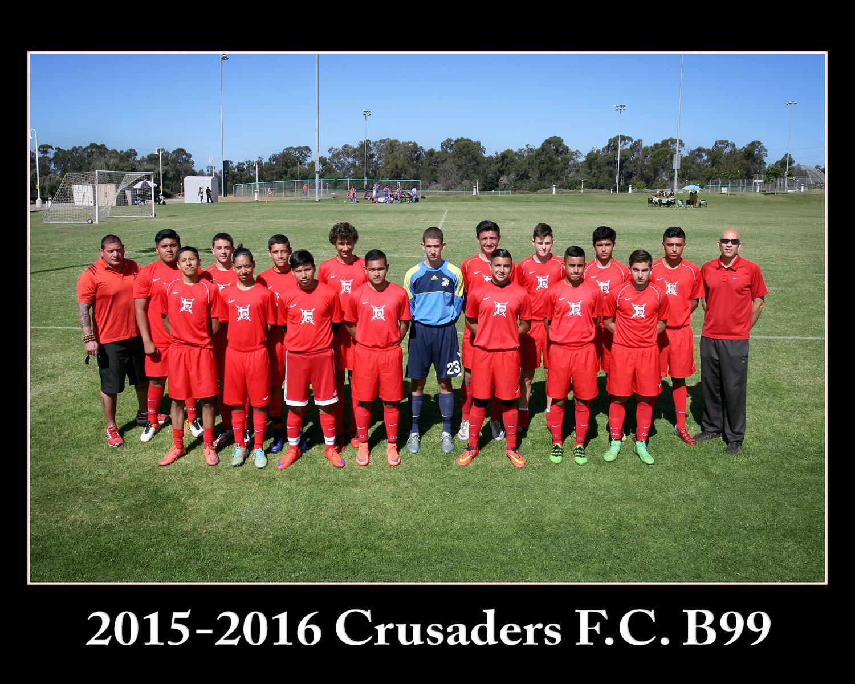 OUSL Crusaders - B99