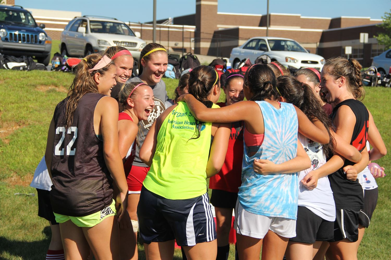 Saucon Valley High School - Girls Varsity Soccer