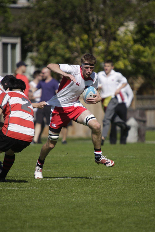 St. George's School - Junior Rugby