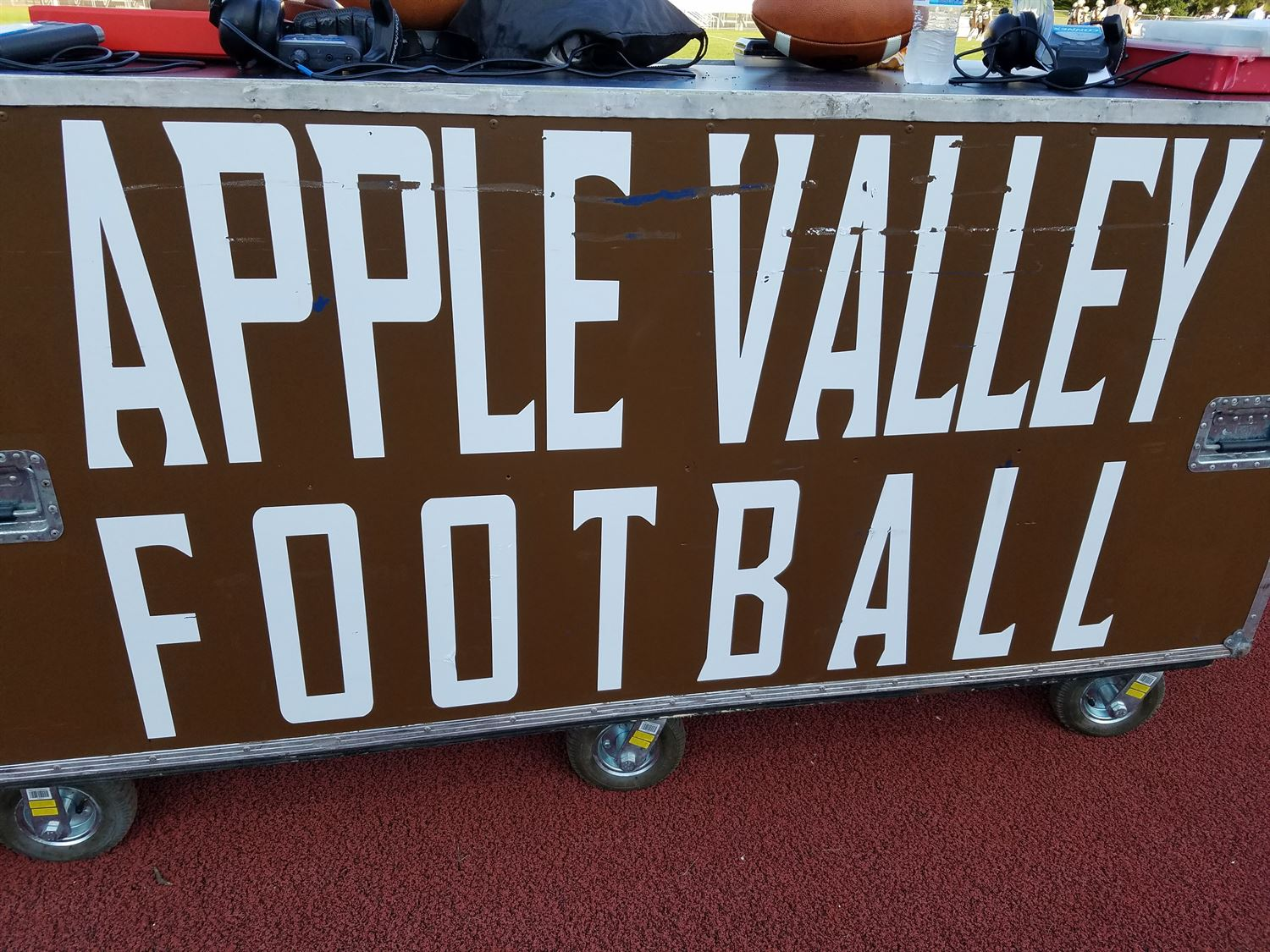 Apple Valley High School - Apple Valley 9th Grade Football
