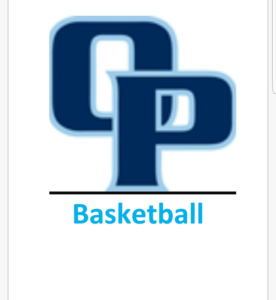 Oak Park High School - Girls Varsity Basketball