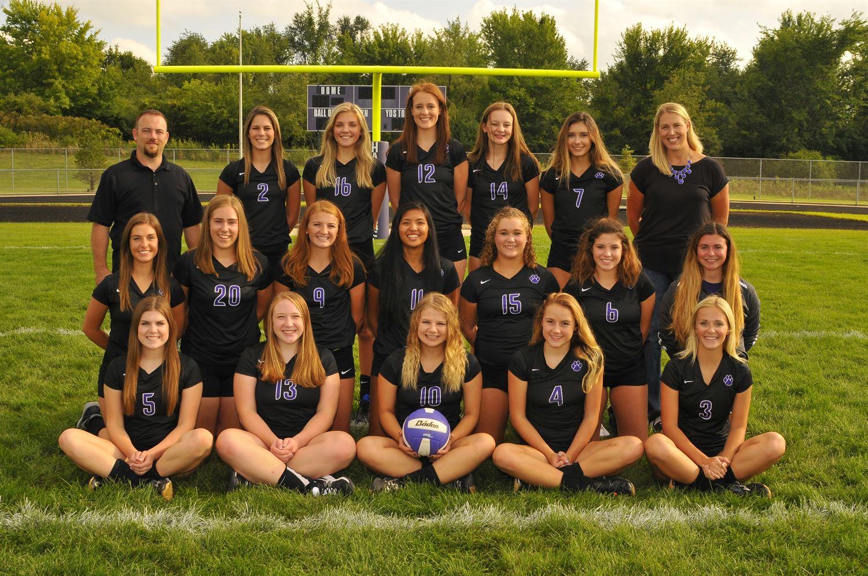 Hampshire High School - Girls' Varsity Volleyball