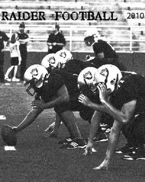 Randall High School - Boys Varsity Football