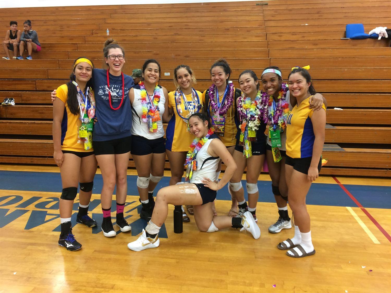 Pi'opi'o Bears Volleyball Club - Pi'opi'o Bears