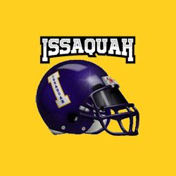 Issaquah Youth Football - 2017 Rookie Gold