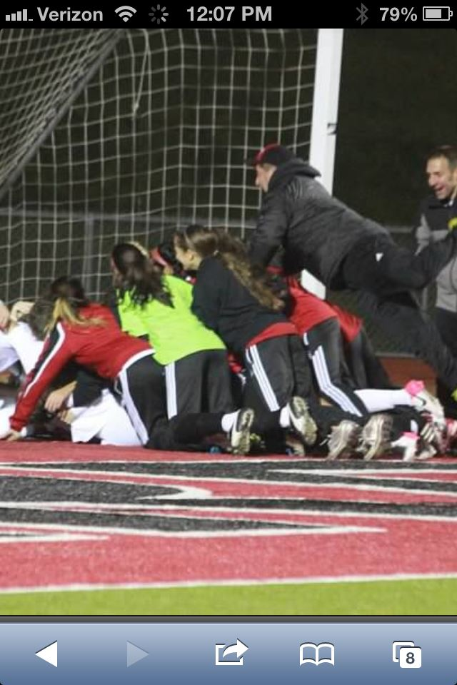 Peters Township High School - Girls' Varsity Soccer