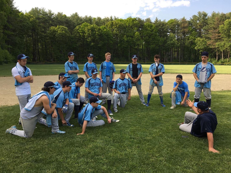 Seekonk High School - Boys' Varsity Baseball