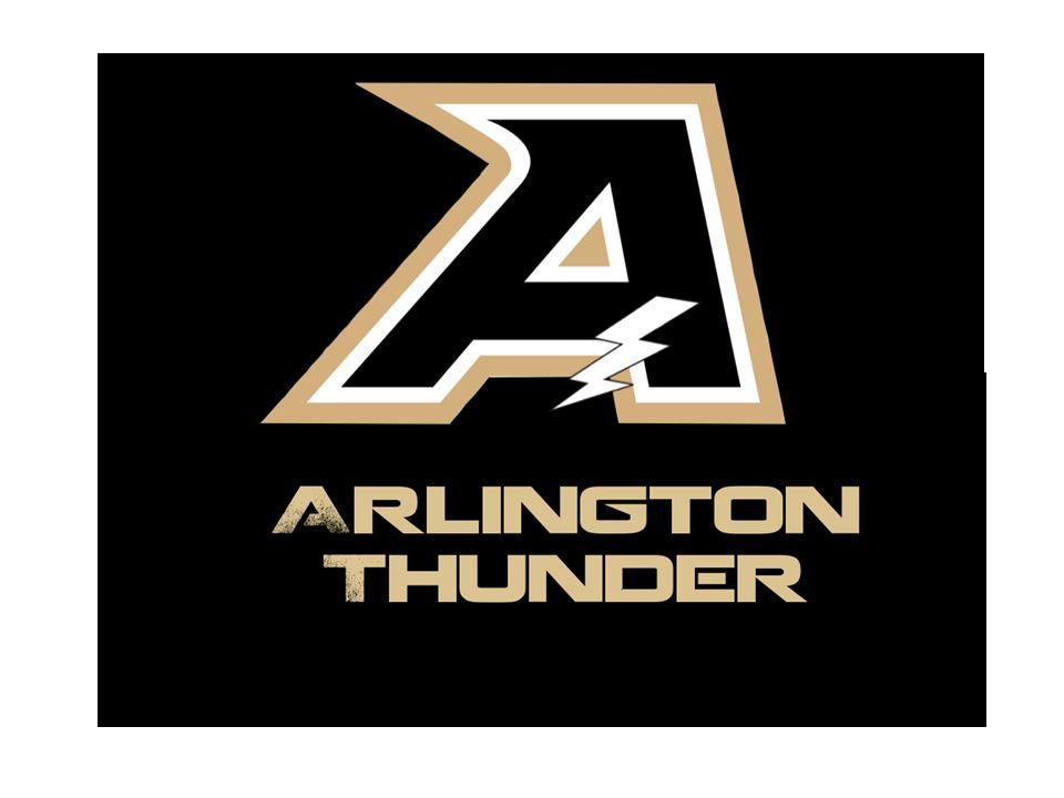 Arlington Thunder - Junior Pee Wee