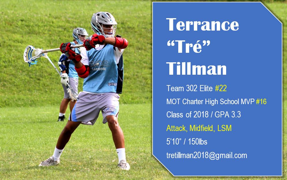 Tre - Terrance Tillman