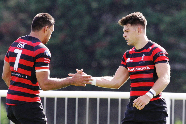 Blackheath Rugby - Blackheath 1st XV
