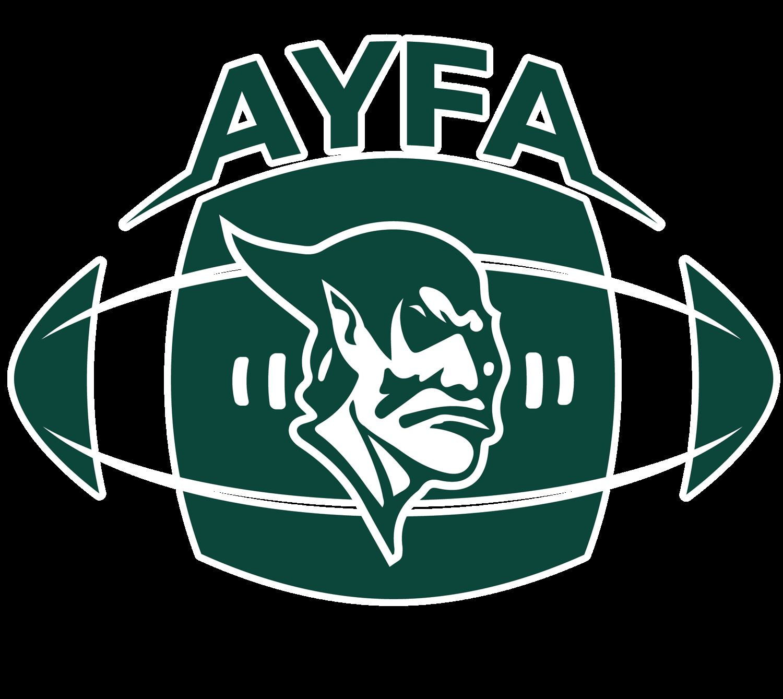 Aurora Youth Football - Varsity Green