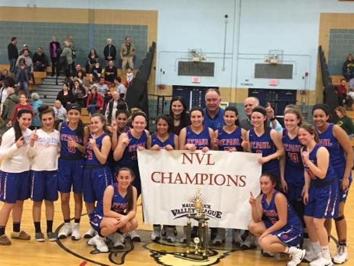 St. Paul Catholic High School - Girls' Varsity Basketball
