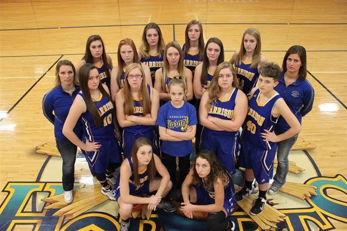 Harrison High School - Girls' Varsity Basketball
