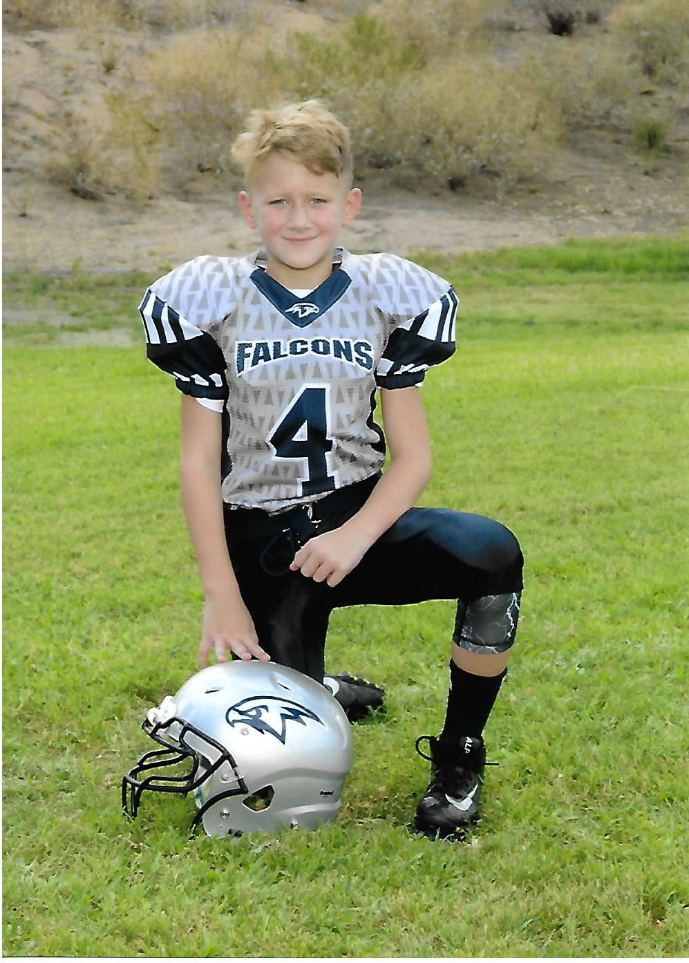 Cave Creek Falcons - Mitey Mites - Mitey Mite Falcons