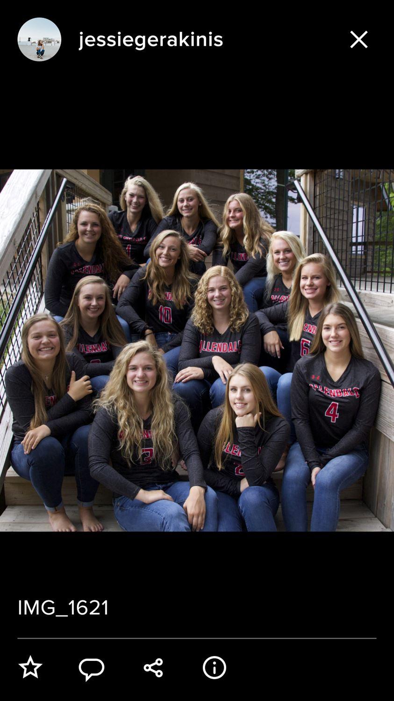 Allendale High School - Girls' Varsity Volleyball