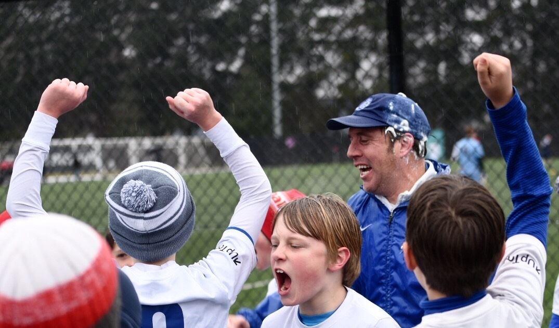 Bainbridge Island FC - Bainbridge Island FC Blue
