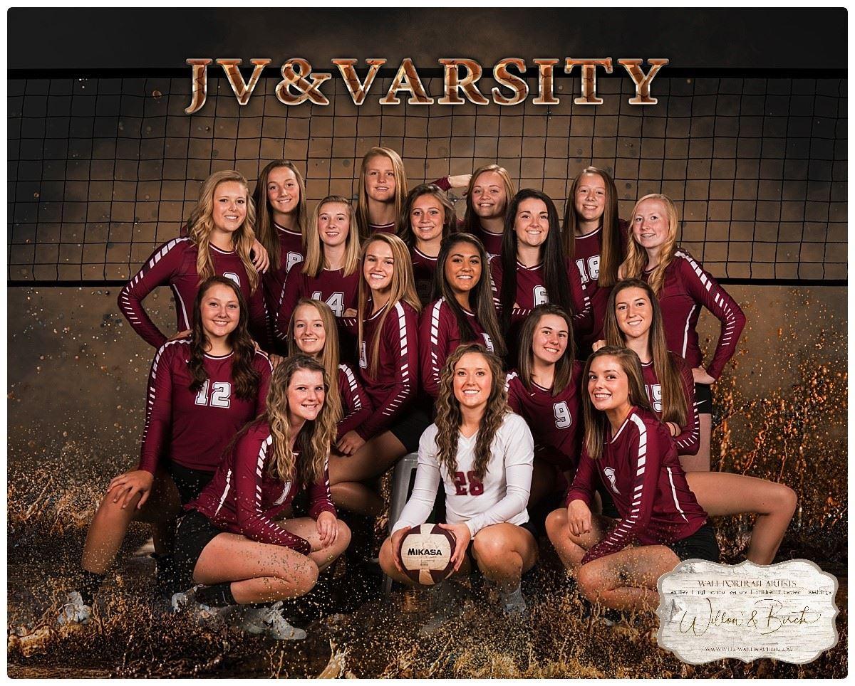 Helena High School - Girls' Varsity Volleyball