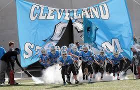 Cleveland Storm - Coach Rey Sanchez - Juniors
