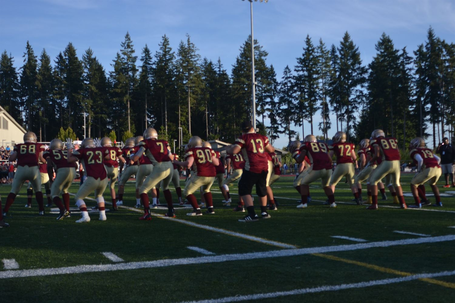 Puyallup Rough Riders-GPSYFL - 8th
