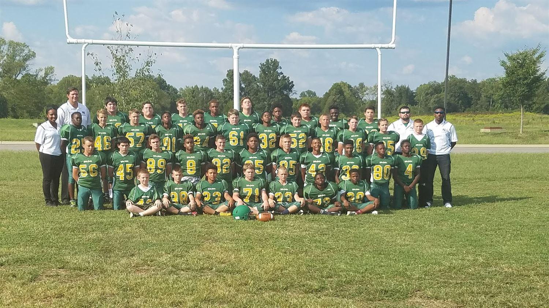 Whitworth Buchanan Middle School - Boys' Varsity Football