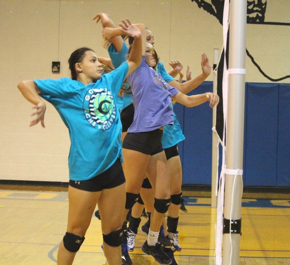 Comfort High School - Girls' Varsity Volleyball