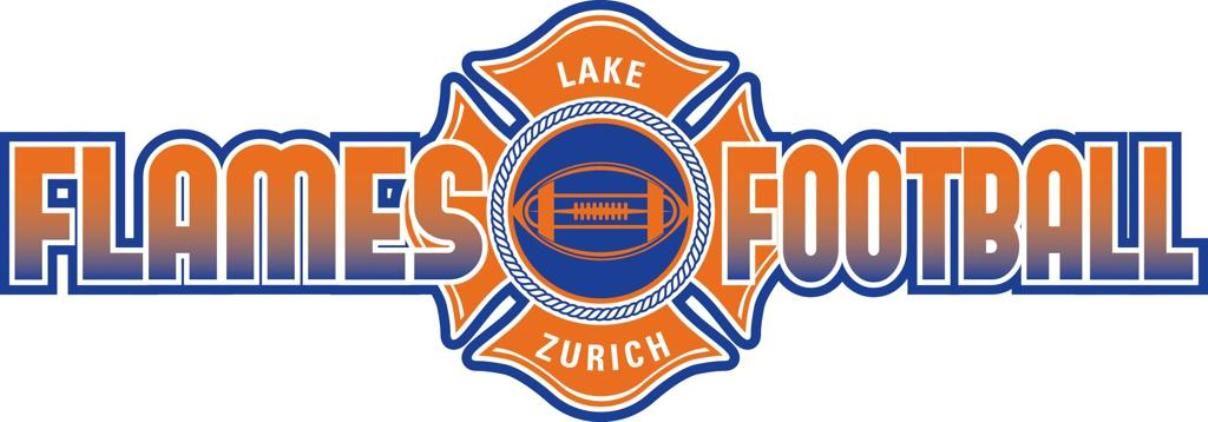 Lake Zurich Flames -TCYFL - PAC 10 Featherweights - Barnett