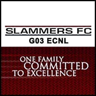 SLAMMERS FC - ECNL G03
