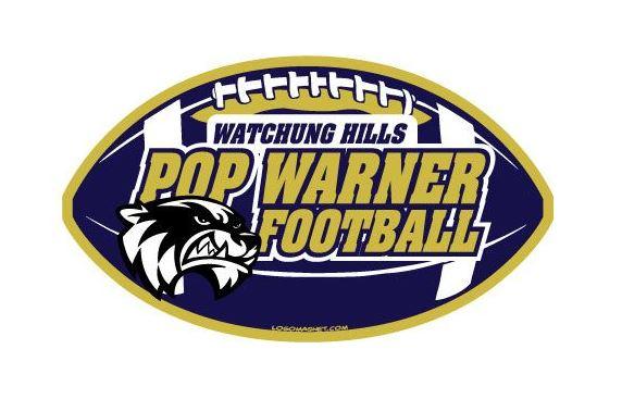 Watchung Hills Wolverines Pop Warner - Pee Wee