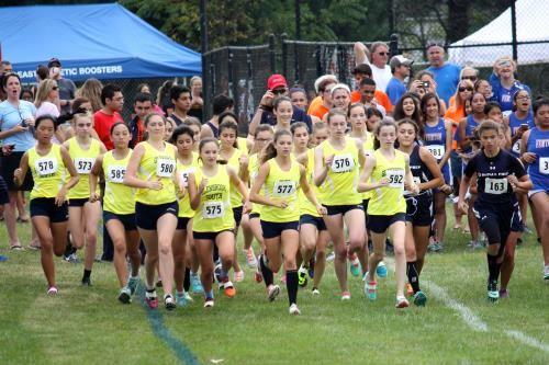 Glenbrook South High School - Girls' Varsity Cross Country
