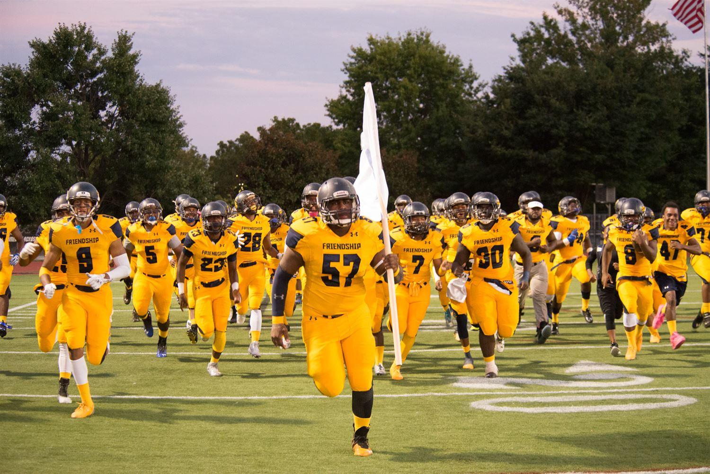Friendship Collegiate Academy High School - Boys Varsity Football