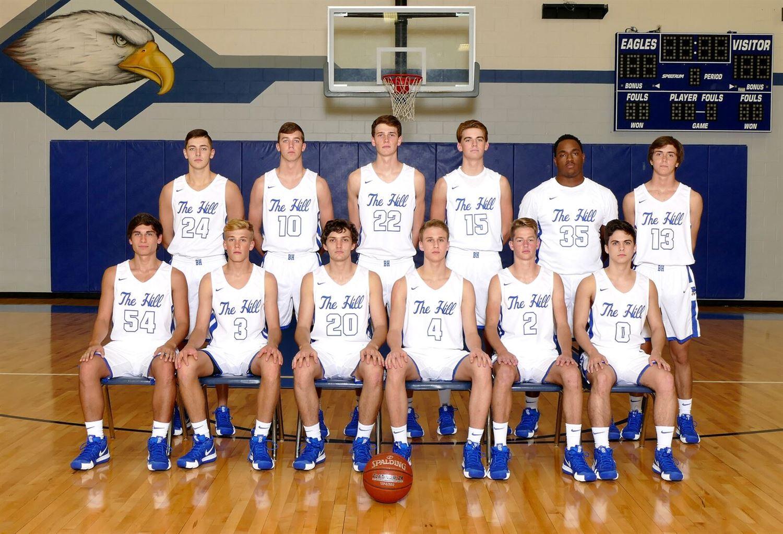 Boys' Varsity Basketball - Barbers Hill High School - Mt